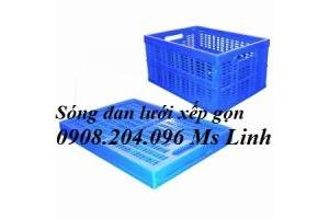 Thanh lý hàng thùng nhựa, sóng nhựa , khay nhựa, khay phụ tùng giá siêu rẻ