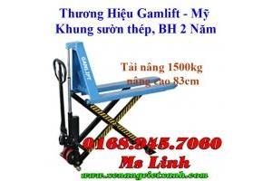 Xe nâng bàn 300/500/750/1000kg hiệu Gamlift TA Mỹ giá rẻ