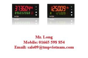Bộ điều khiển PAX®2C PID Controllers - Redlion Vietnam