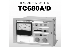 TC680A/D - Đại lý Nireco Vietnam - Bộ điều khiển lực căng TC680A/D - TMP Vietnam