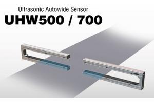 UHW500/700 - Đại lý Nireco Vietnam - Cảm biến siêu âm chỉnh biên băng tôn UHW500/700