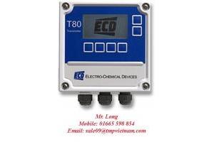 Máy đo PH T80 Series - ECDI Vietnam - TMP Vietnam