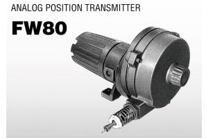 FW80 - Đại lý Nireco Vietnam - Cảm biến vị trí FW80 - TMP Vietnam
