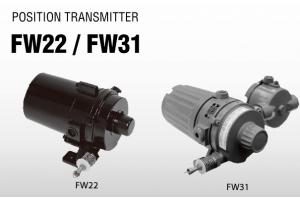 FW22/FW31 - Đại lý Nireco Vietnam - Cảm biến vị trí FW22/FW31  - TMP Vietnam
