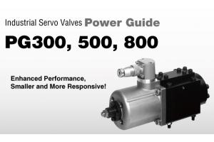 PG300 - 500 - 800 - Đại lý Nireco Vietnam - Servo valves PG300 - 500 - 800 - TMP Vietnam