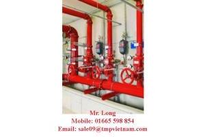 Hệ thống chữa cháy tự động-Sprinkler Systems-Minamax Vietnam