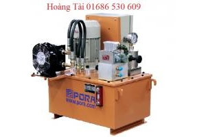 Servo thủy lực áp suất - nhà phân phối Pora Vietnam - TMP Vietnam