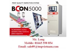 Hệ thống quản lý in BCON5000 - Nireco Vietnam - TMP Vietnam