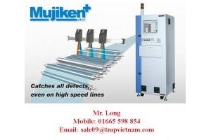 Hệ thống quản lý bề mặt Mujiken+ - Nireco Vietnam - TMP Vietnam