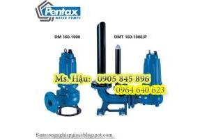 Nhà phân phối độc quyền bơm chìm nước thải công nghiệp PENTAX