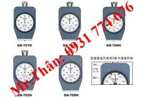 Teclock GS-709N, thiết bị đo độ cứng cao su Teclock, Teclock Vietnam