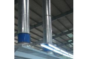 Hệ thống tháp sơn nước tại tphcm