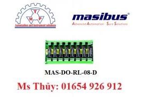 Card giao diện - MAS-DO-RL-08-D - Masibus Vietnam - TMP Vietnam