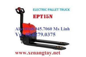 Xe nâng pallet điện 1500kg EPT15N