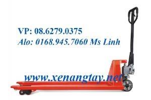 Xe nâng tay siêu dài LNT20M