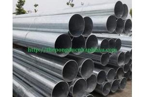 Steel co, Thép ống đúc phi 27, od 34, thép ống phi 48, dn 50, ống mạ kẽm phi 60, od 76, a80