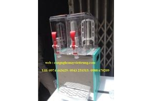 Máy làm lạnh nước trái cây PL18x3,Máy làm lạnh nước trái cây,máy làm mát nước trái cây, máy làm lạnh nước hoa quả,  máy làm lạnh và nóng nước hoa quả, máy làm máy nước trái cây 2 ngăn