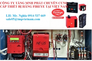 Cảm biến ngọn lửa Fireye| Đại lý Fireye Sensor tại Việt Nam