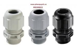 Ốc Siết Cáp Nhựa M12 (Nylon Cable Gland)