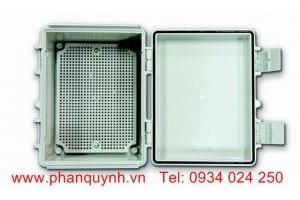 TỦ ĐIỆN CHỐNG THẤM, TỦ ĐIỆN NHỰA, HỘP ĐIỆN IP67 HIBOX EN-AG-1020