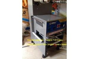 Máy dán cốc, máy dán miệng cốc, máy dán miệng cốc dập tay, máy dán miệng cốc tự đông, máy dán miệng cốc et-d6, máy dán miệng cốc nước mía, máy dán miệng cốc trà sữa