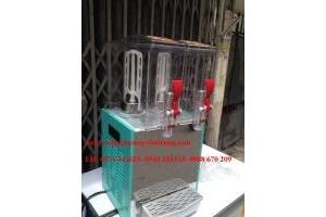 Máy làm lạnh nước trái cây, máy làm lạnh nước hoa quả, máy làm lạnh nước trái cây 2 ngăn