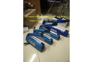 Máy dán miệng túi, máy dán miệng túi dập tay, máy dán miệng túi PFS 200, máy dán miệng túi PFS 300, 0974443629