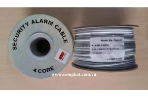 Cáp báo cháy HF tiết diện 0.22mm2