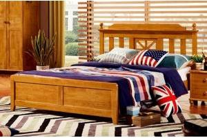 Giường cho bé trai gỗ tự nhiên LSL201G