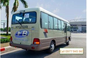 Chuyên bán Hyundai County 29 ghế Đồng Vàng