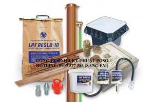 Hóa chất giảm điện trở RESLO (Hãng LPI)