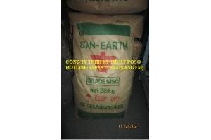 Hóa chất giảm điện trở SANKOSHA (Xuất xứ-Nhật Bản)