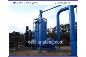 Giới thiệu máy sấy mùn cưa tại cơ khí gia long