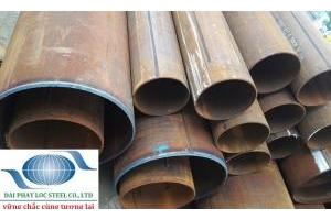Thép ống đúc phi 168, od 219 phủ keo, ống thép mạ kẽm phi 325, od 508 nhúng nóng, phi 610