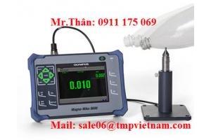 Máy đo độ dày - Magnamike 8600 - Olympus IMS Vietnam