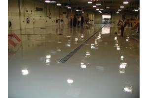 Tư vấn làm sàn nhà epoxy kho bãi