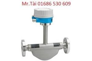 Thiết bị đo lưu lượng Coriolis flowmeter - LNGmass - Endress Hauser Việt Nam