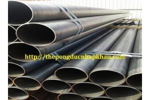 Thép ống phi 90, od 114, thép ống đúc phi 141, phi 168 dn150, ống mạ kẽm phi 508