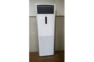 Đơn vị thiết kế thi công máy lạnh tủ đứng Daikin đặt sàn loại 1 chiều lạnh