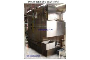Tủ sấy khí nóng tuần hoàn tại công nghệ gia long