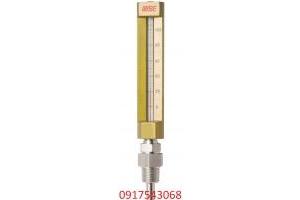 Đồng hồ đo áp suất, nhiệt độ chân đồng, thép-Đại lý Wise Vietnam-TMP Vietnam