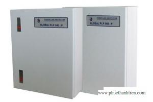 Thiết bị cắt lọc sét 1 pha 63A GLOBAL TSG PLP 163F và GLOBAL PLP 163F tại Đà Nẵng
