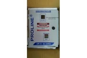 Thiết bị cắt lọc sét LPS 12-63/200kA, PRO-TDS163-300KA
