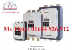 Khởi động mềm 3p 220V - EM-GJ2-5d5 - Kewo Vietnam - TMP Vietnam