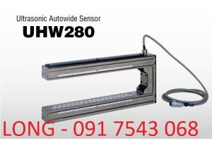 Cảm biến Ultrasonic model UHW280-Đại lý Nireco Vietnam-TMP Vietnam