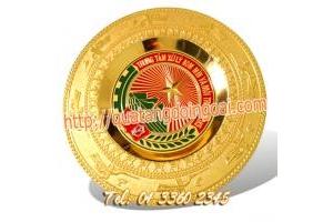 Đĩa đồng hun, sản xuất đĩa đồng chạm