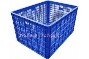 Sóng nhựa đan lưới - sóng nhựa hs022