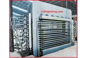 Máy ép nhiệt và máy ép nóng sản xuất tại hồ chí minh