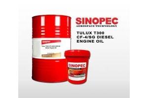 DẦU ĐỘNG CƠ SINOPEC TULUX T300