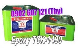 Epoxy xử lý nứt TCK-1400, epoxy 1400, epoxy